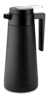 Garrafa Térmica Inox 1,6 Litros Cok Gourmet Preto Hauskraft