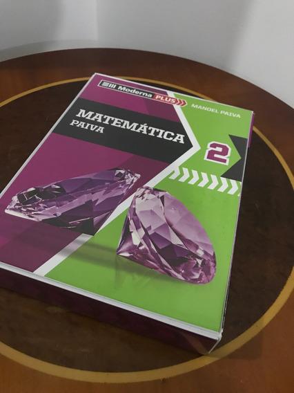 Matemática 2 Série Moderna Plus Ensino Médio Enem Vestibular
