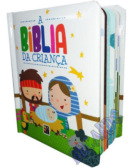 Bíbila Infantil Cartonada A Bíblia Da Criança