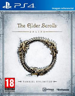 The Elder Scrolls / Juego Físico / Ps4