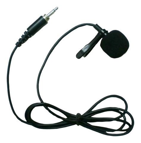 Microfone De Lapela Kp-911