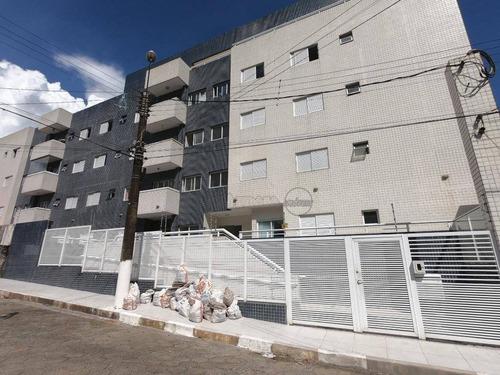 Imagem 1 de 18 de Apartamento Com 2 Dormitórios À Venda, 70 M² Por R$ 190.000,00 - Pedreira - Mongaguá/sp - Ap2614