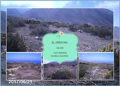 Se Vende Sitio En El Arrayán / La Serena