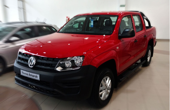 Volkswagen Amarok Trendline 2.0 140cv Manual Tu