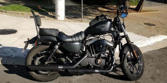 Harley Davidson Sportster Iron 883 Com Fuelpak Fp3 E Muito +