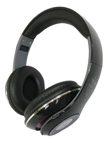 Fone De Ouvido Headphone Micro Sd Usb Bluetooth Radio Fm