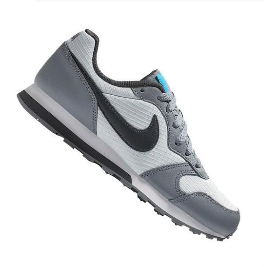 Tênis Nike Infantil Md Runner 2 Cinza 807316015 Original