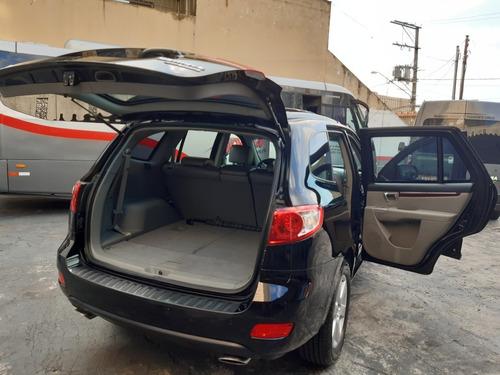 Hyundai Santa Fe Blindada 2010 2.7 7l Aut. 5p