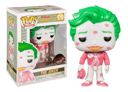 Funko Pop! Dc Comics Bombshells The Joker #170