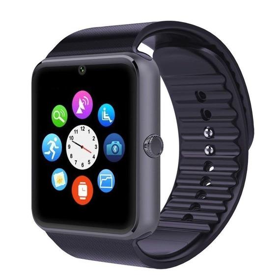 Padgene Moda Nfc Bluetooth Gsm Reloj Inteligente Con Cámara