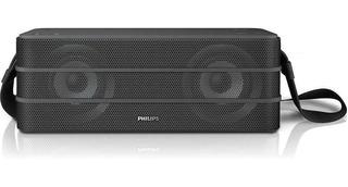 Parlante Portatil Bluetooth Phillips 20w Rms Shoqbox