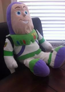Toy Story Buzz Lighyear Mickey Peluche Original Disney Store