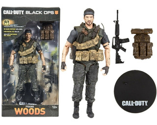Mcfarlane Toys Call Of Duty - Frank Woods