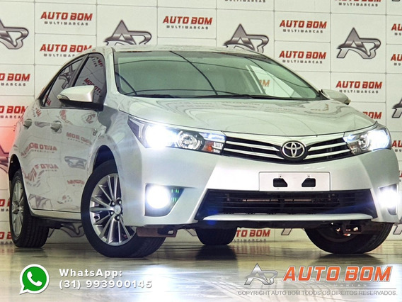 Toyota Corolla Xei 2.0 Flex 16v Aut. Maravilhoso!