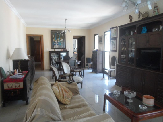 Apartamento Residencial Para Locação, Pompéia, Santos. - Ap3013