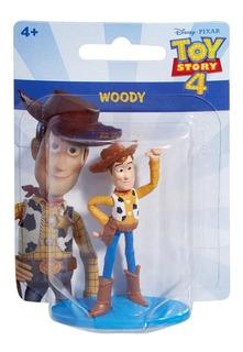 Toy Story 4 Mini Figura Woody 6.5cm