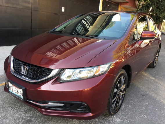 Honda Civic 1.8 Ex-l Sedan L4 At