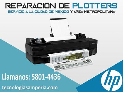 Reparación De Plotters