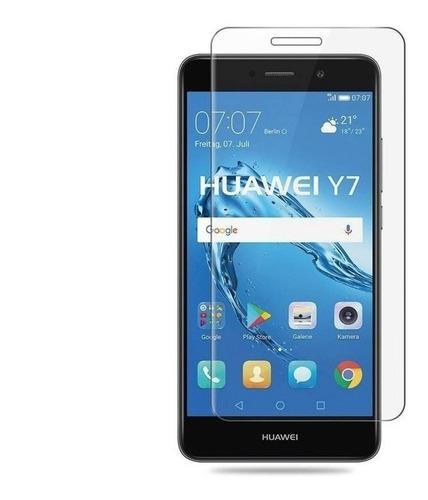 Protector Pantalla Vidrio Templado Huawei Y7 Prime