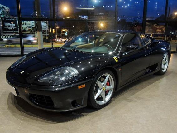 Ferrari F360 Modena F1 3.6 V8