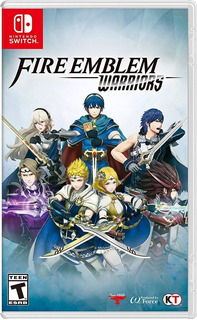 Fire Emblem Warriors Nintendo Switch Nuevo Sellado