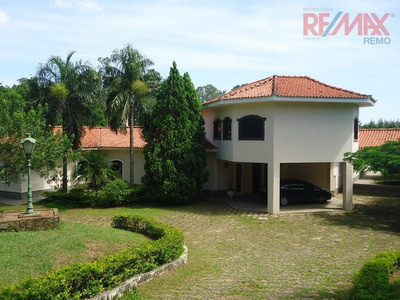 Casa Residencial À Venda, Condomínio Village Sans Souci, Valinhos - Ca2078. - Ca2078