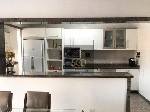 Cobertura À Venda, 197 M² Por R$ 480.000,00 - Barreiros - São José/sc - Co0033