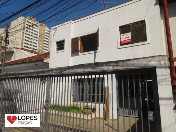 Sobrado À Venda, 250 M² Por R$ 1.380.000,00 - Tatuapé - São Paulo/sp - So0106