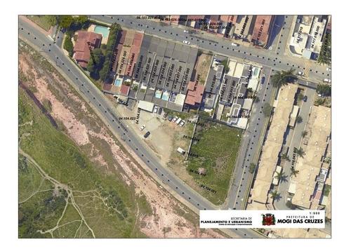 Imagem 1 de 6 de Terreno Em Vila Oliveira  -  Mogi Das Cruzes - 2655