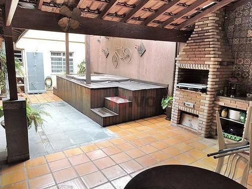 Sobrado 4 Quartos  292 M² Úteis R$ 2.500.000 - Planalto Paulista - Sp - So0663