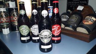 Cerveza Innis &gunn Run Finish Importada Escocia,caballito