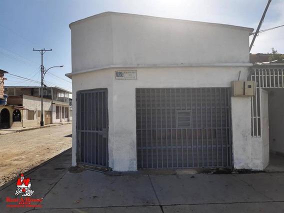 Local Comercial Y Casa En Zona Privilegiada 19-19631 Hjl
