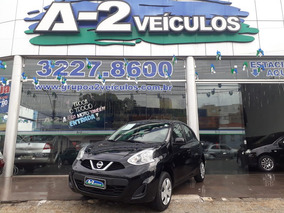 Nissan March 1.0 S 12v Flex 4p Manual 2017