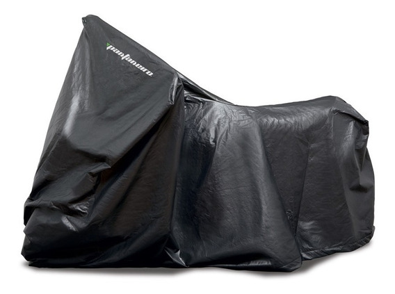 Capa Para Cobrir Moto Impermeável Com Forro Anti Risco G