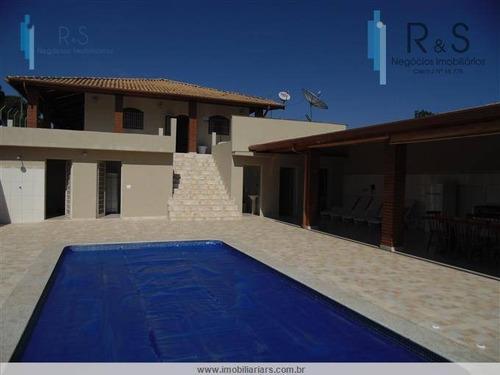Chácara Com 3 Dormitórios À Venda, 2313 M² Por R$ 980.000,00 - Monterrey - Louveira/sp - Ch0008