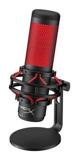 Microfone Hyperx Quadcast Hx-micqc-c Bk