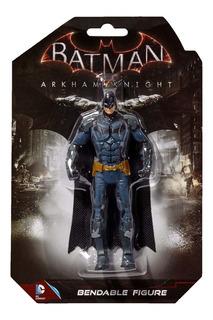 Muñeco Flexible Batman - Oficial - Caballero De La Noche
