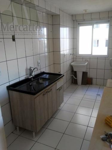 Imagem 1 de 8 de Apartamento Em Jardim Elizabete  -  Taboão Da Serra - 2649