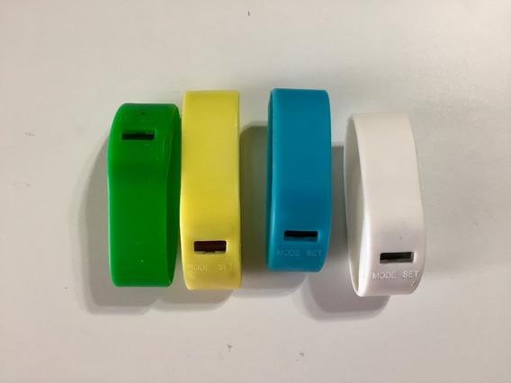 Paquete De 300 Pulseras De Plástico Distintos Colores