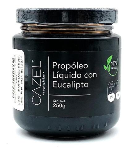 Imagen 1 de 5 de Propoleo Oaxaqueño Natural Concentrado Con Eucalipto 250g
