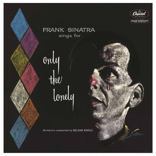 Sinatra Frank Sings For Only The Lonely 60th Cd Nuevo