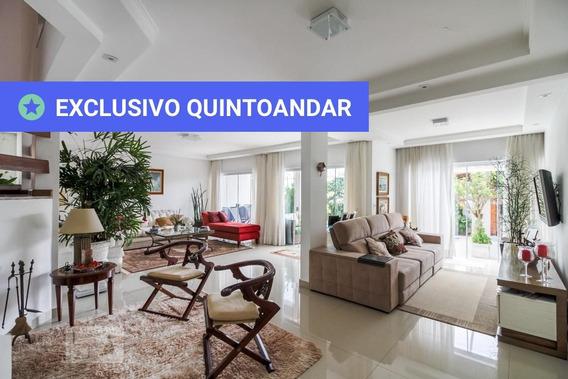 Casa Em Condomínio Mobiliada Com 5 Dormitórios E 4 Garagens - Id: 892884890 - 184890