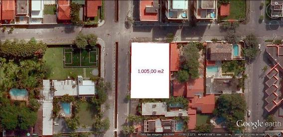 Terreno Residencial, Enseada, Guarujá - Te0287