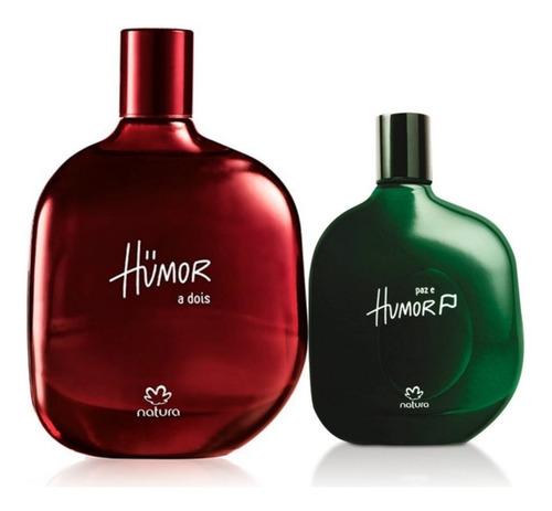 Perfume Humor A Dois + Obsequio !!!promo!!! Natura Original