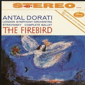 Firebird - Stravinsky (vinilo)