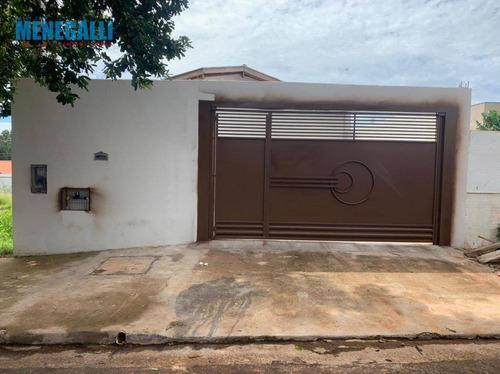 Imagem 1 de 12 de Casa - Jardim Colibris - Ca0625
