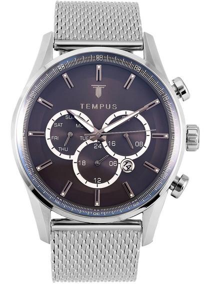 Relógio Tempus Silver Grey
