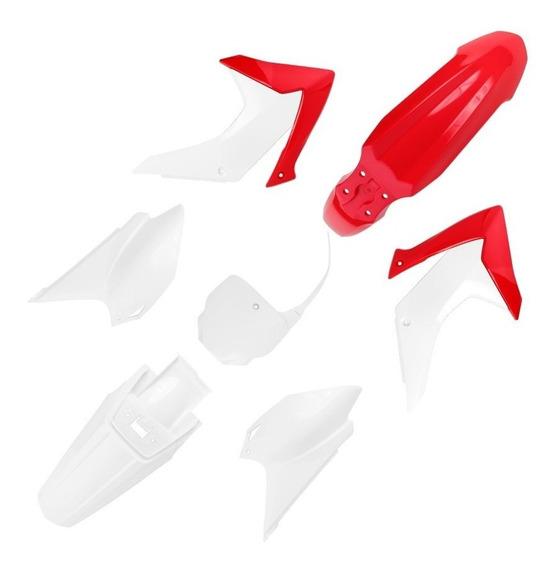 Kit Plástico Carenagem Ufo Crf 230 15/19