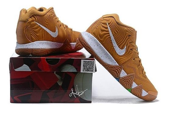 Tênis Shoes Nike Kyrie 4 Importado Basketball