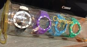 Pulseiras Para Relógio De Pulso Champion
